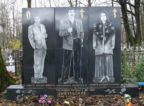 Cementerio ruso Borat