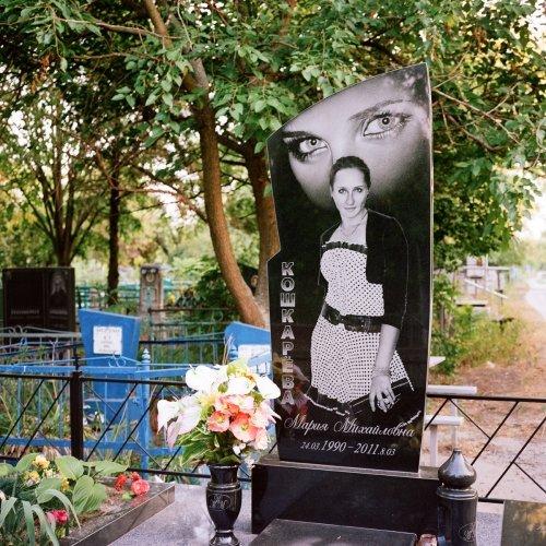 Cementerio ruso modelo