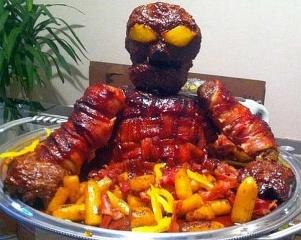 Demonio bacon