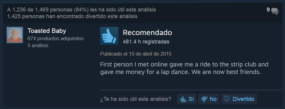 GTA V pc análisis divertido