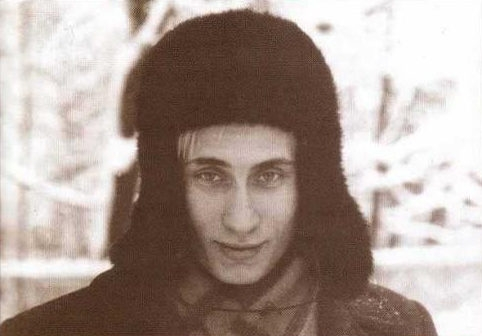 Putin de joven