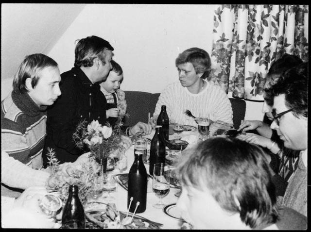 Putin joven de cena