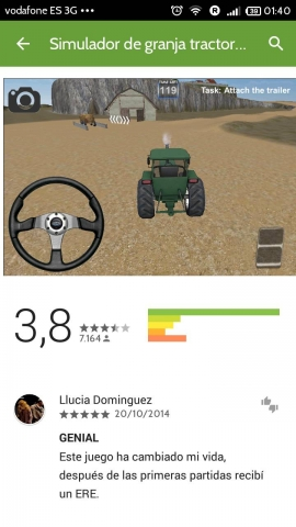 Simulador granja google play divertido
