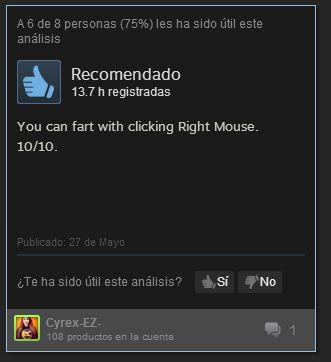 South Park comentario steam delirante