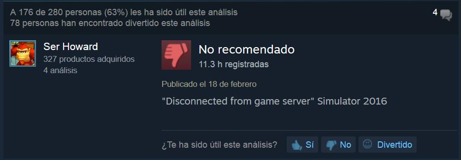 Street FighterV comentario steam