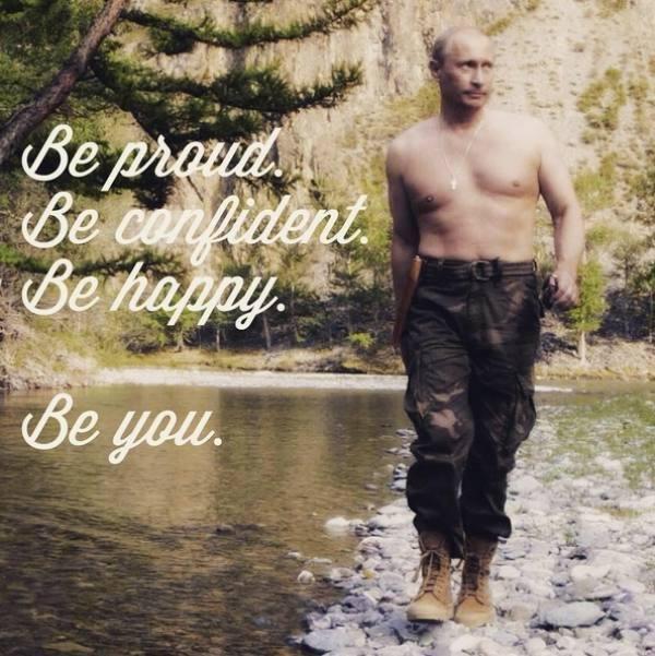 motivación Putin