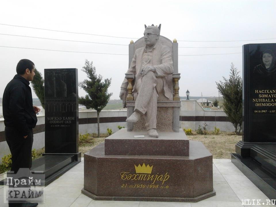 Cementerio ruso hombre elegante