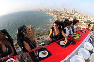 Restaurante aéreo Dinner In The Sky