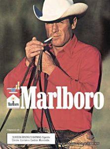 Anuncio clásico Marlboro WAYNE MCLAREN