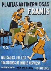 Publicidad antigua antidepresivos crisis nerviosas