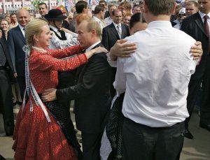 Putin bailando