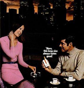 anuncio tabaco doble sentido