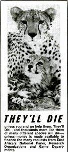 publicidad antigua protección animales