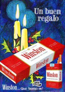 regala winston navidad 1974