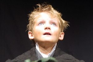 Jack Gleeson joven