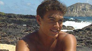 Jason Momoa joven